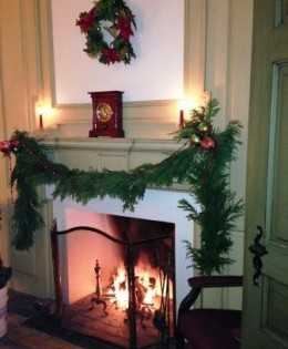 Holiday First Friday at the Preservation Trust – Dec. 5, 2014