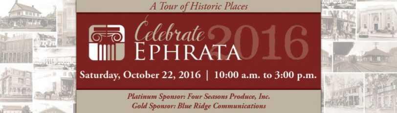 Celebrate Ephrata