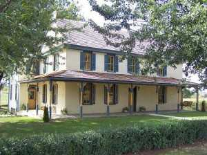 Franciscus-Carpenter House