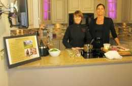 Gourmet Gala Segment on ABC 27 (WHTM – TV) – April 30, 2014