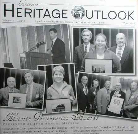 Heritage Outlook quarterly news