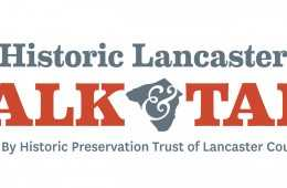 Sponsors Support Historic Lancaster Walk & Talk Tour on October 18