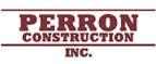 Perron Construction logo