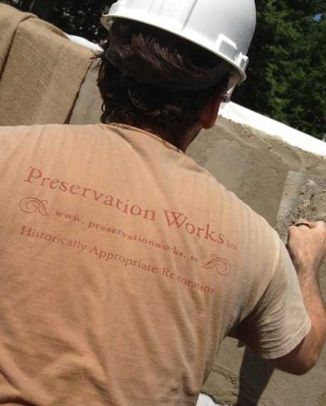 Preservation Works photo cropped