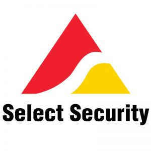 Select Security logo
