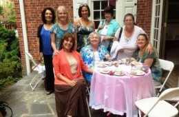 Sunday Tea at 123 N. Prince St. on June 22, 2014