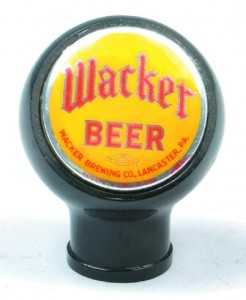 Wacker Beer logo