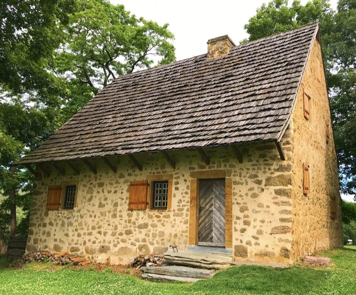 Christian Herr House. 1719