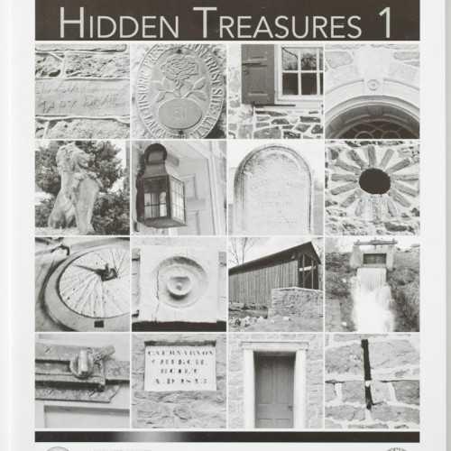 Hidden Treasures 1 Booklet