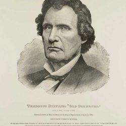 Thaddeus Stevens Poster