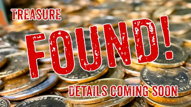 treasure-found